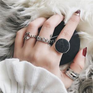 4Pcs-set-Women-Open-djustable-Knuckle-Ring-Geometry-Rings-Set-Charm-Jewelry-Gi3C