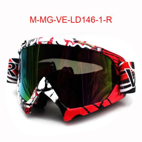 Motocross Goggles Helmets Goggles Ski Sport Gafas For Motorcycle Dirt Bike ATV