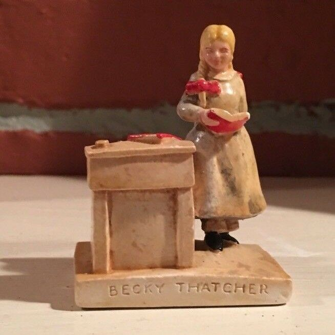 Baston 1948 P W Judge Thatcher Sebastian Miniature COPR