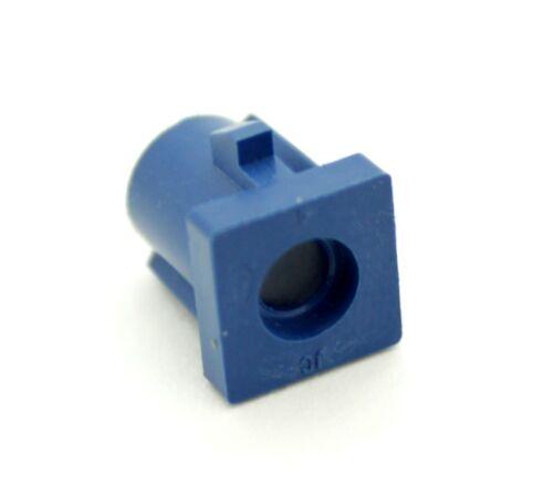 Fakra Ersatzteile Kunststoffschale blau Fakra Connector Anschluss lot