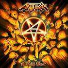 Worship Music by Anthrax (CD, Feb-2013, Nuclear Blast (USA))