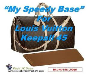 Image Is Loading Base Shaper For Louis Vuitton Keepall 45 Bandouliere