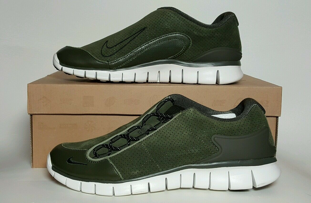NIKE MEN'S FOOTSCAPE FREE PRM NSW NRG NEW/BOX MSRP Price reduction Comfortable and good-looking