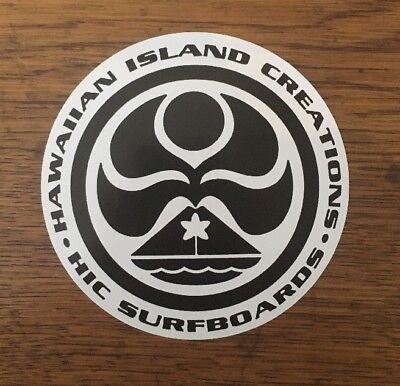 Decal HIC Boardshorts Bikini * Hawaiian Island Creations Vinyl Sticker