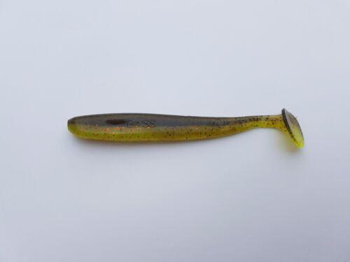 2 Relax Bass Shad 8,5 cm Gummifische Kopyto Hecht Zander Barsch