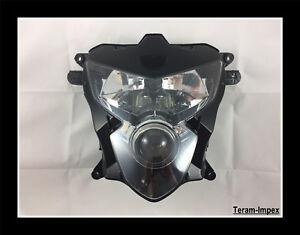 Optique-de-Phare-Feu-Avant-pour-Moto-SUZUKI-GSXR-600-et-750-de-2004-2005-NEUF