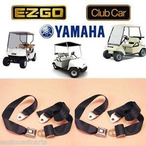 Universal Golf Cart Seat Belt / Lap Belt (2) Seat Belts | eBay on golf cart rear seat belts, western golf cart seat belts, automotive seat belts, ezgo lx 800, utv seat belts, golf cart retractable seat belts, yamaha golf cart belts, universal seat belts, jeep seat belts, golf cart safety belts, car seat belts, st480 golf cart belts, ezgo rxv seat belts, star golf cart seat belts, go cart seat belts,