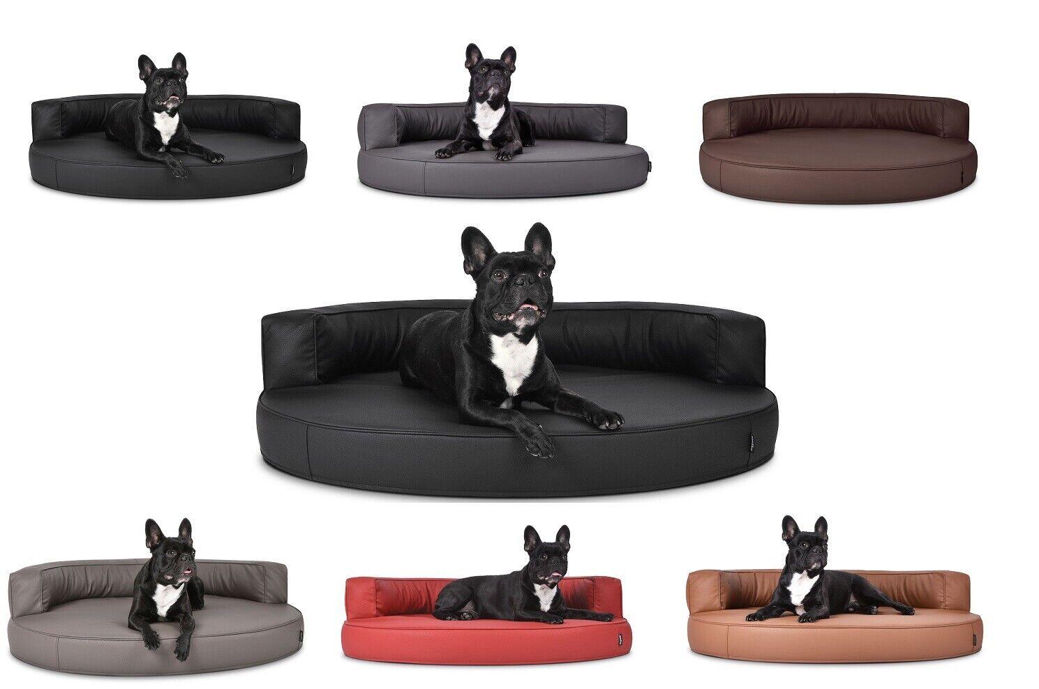 Padsforall Hundebett Hundesofa Atlanta Select+ Kunstleder auch Orthopädisch