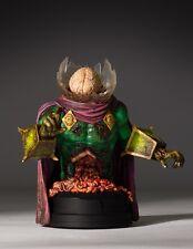 ZOMBIE MYSTERIO mini bust/statue~Marvel Villain~Gentle Giant~Spider-Man~NIB