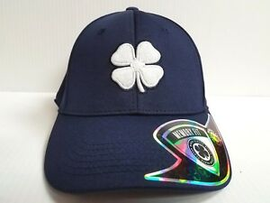 773b4eb734a Black Clover Cap Lucky Heather Navy Blue Stretch Fit Golf Hat Live ...