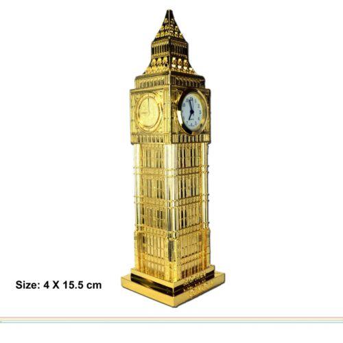 London Big Ben Westminster Tour avec horloge temps réel British Souvenir Cadeau