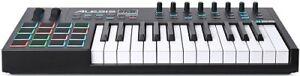 Alesis-VI25-Advanced-25-Key-USB-MIDI-Keyboard-amp-Drum-Pad-Controller-BRAND-NEW