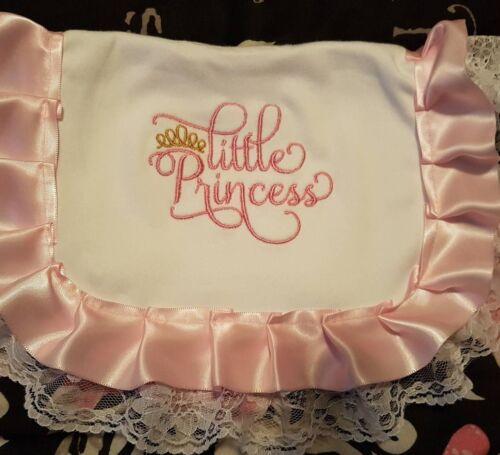 Petite Princesse Bib