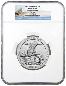 2018-P-Block-Island-5-oz-Silver-ATB-Beautiful-Specimen-Coin-NGC-SP70-ER-SKU51772