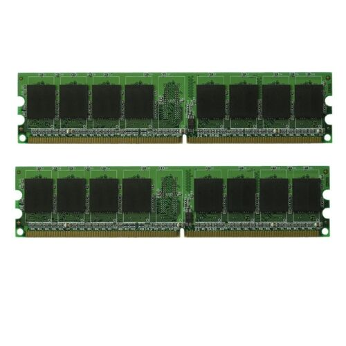 2GB 2x1GB Dell OptiPlex GX520 Desktop RAM Memory DDR2