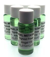 Angelo Metatron infuso di erbe Botanico Incenso Olio più alta potenza