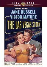 LAS VEGAS STORY - (1952 Jane Russell) Region Free DVD - Sealed