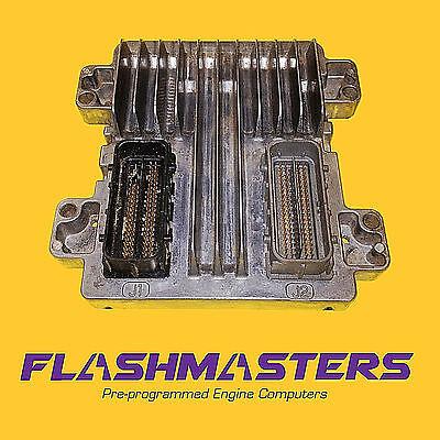 Engine Computer Programmed Plug/&Play 2007 Pontiac G5 12612397 2.2L PCM ECM ECU