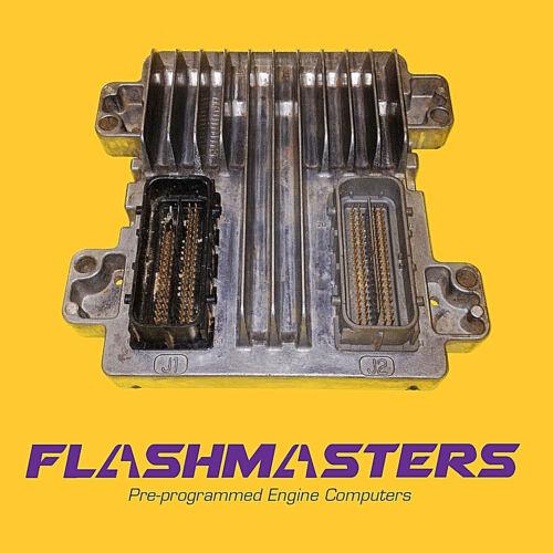 "2007 Malibu engine Computer 12597125  /""Programmed to your VIN/""  ECM  PCM ECU"