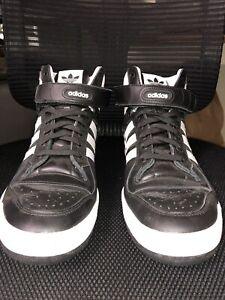 adidas black stripe shoes