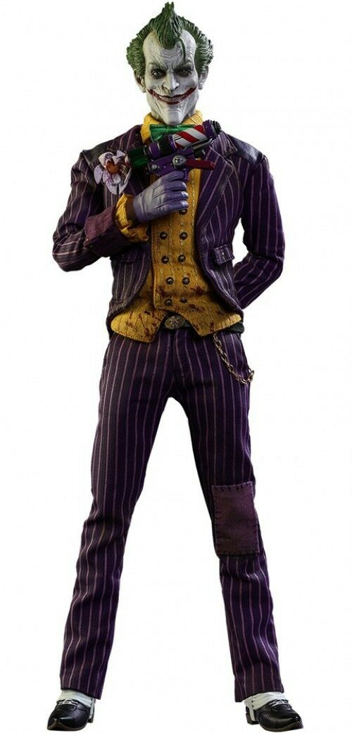 Arkham Asylum Videogame Masterpiece The Joker Collectible Figure [Arkham Asylum]