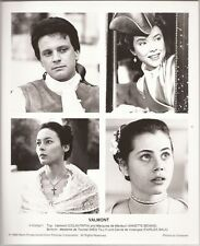 PF Valmont ( Fairuza Balk , Colin Firth , Meg Tilly )