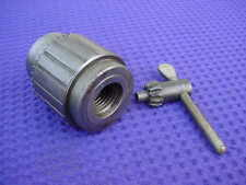 "Jacobs 56b Lathe Headstock Spindle Chuck 1"" x 10 TPI W Key  Craftsman  Atlas 6"""