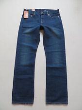 Levi's 501 Women Jeans Hose W 29 /L 32 (W 33), NEU ! blue wash Boyfriend Denim !