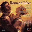 ROMEO & Juliet (tchaikovsky Overture Berlioz Symphonie Dramatique Prokofiev