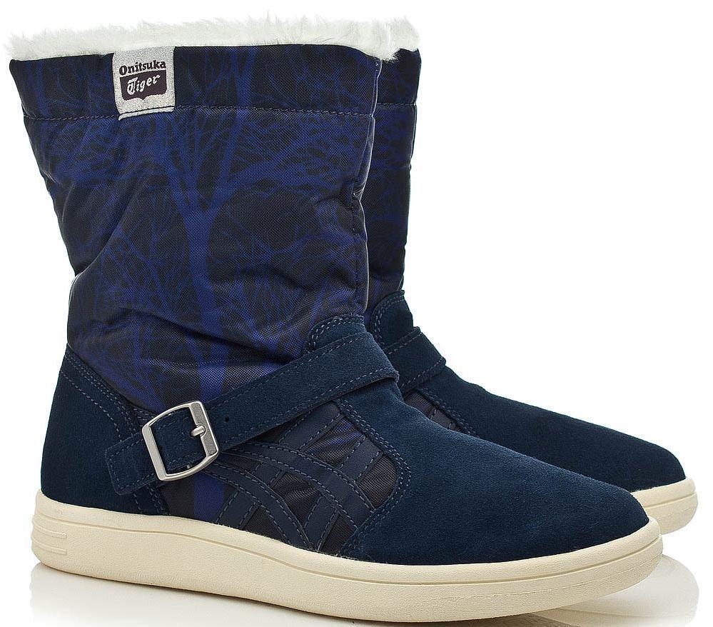 ASICS   Onitsuka Tiger Meriki Women's boots Suede (art. D4N8N 5050)