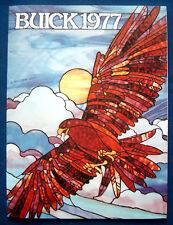 Prospekt brochure 1977 Buick Riviera * Electra * LeSabre * Regal (USA) PRESTIGE
