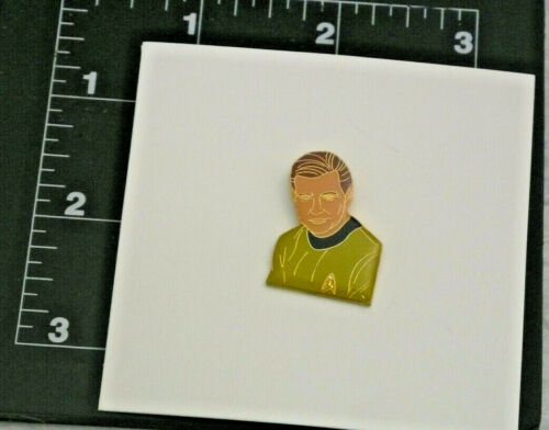 Star Trek 50th Anniversary Pins from the Coop Kirk Your Choice Uhura Picard