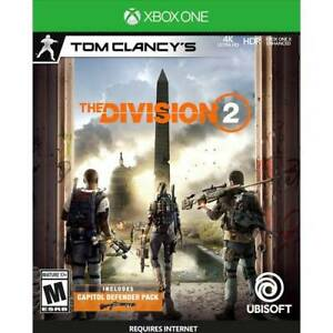 Ubisoft Tom Clancy's The Division 2 - Xbox One Standard Edition