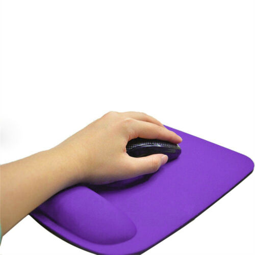 For Computer PC Anti Slip Gel Wrist Rest Support Game Mouse Mice Mat Pad 2019