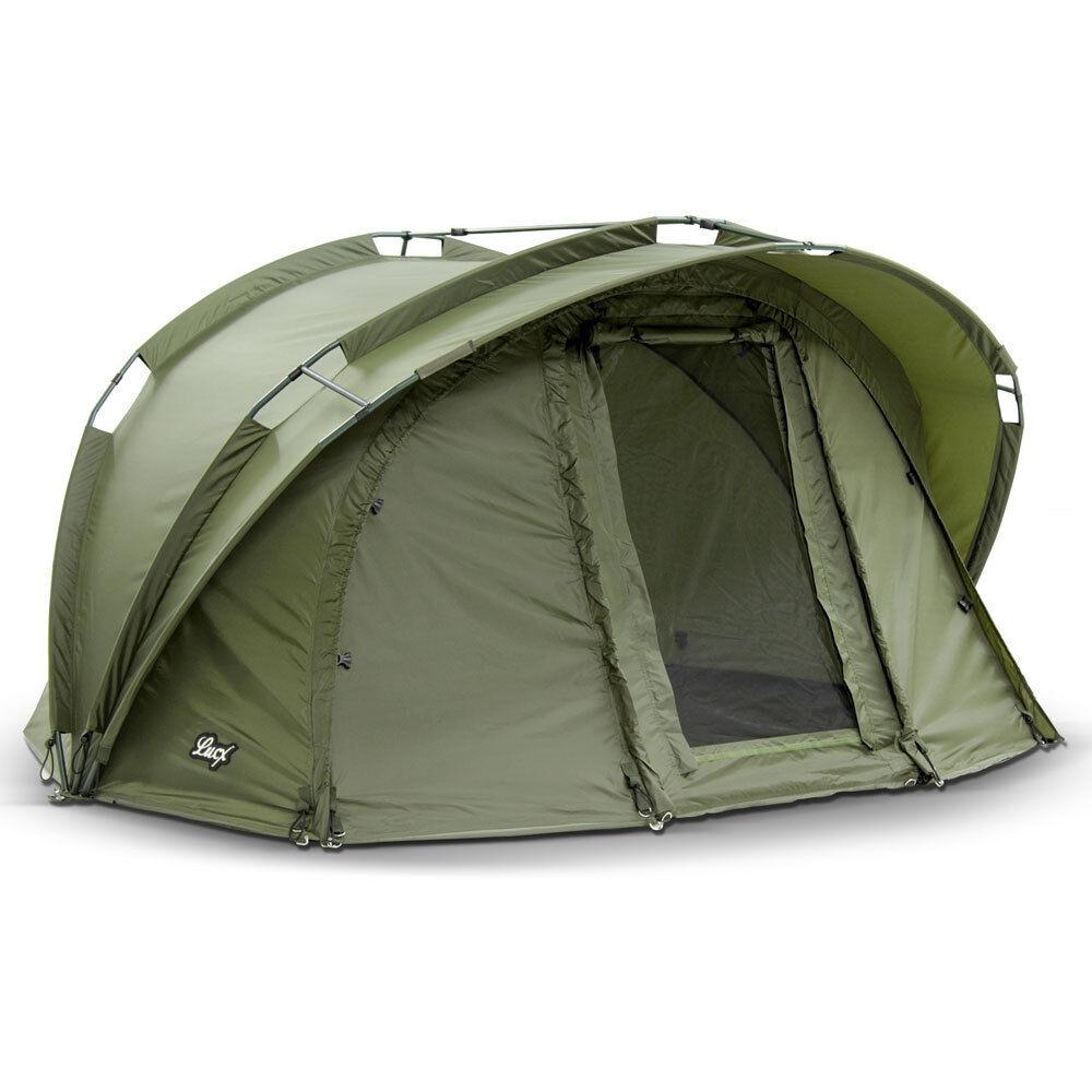 Lucx Bivvy Fishing Tent Carp Tent 1 Man Carp Dome Fishing Tent 1 One   Bengal