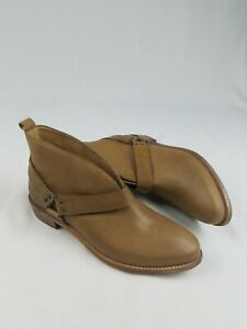 c9c4f535b9d Details about Koolaburra Santa Barbara women 10 tan harness buckle Dame  booties