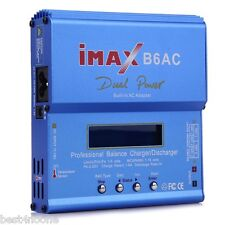 iMAX B6AC LCD Screen Digital RC Lipo NiMh Battery Balance Charger Discharger New