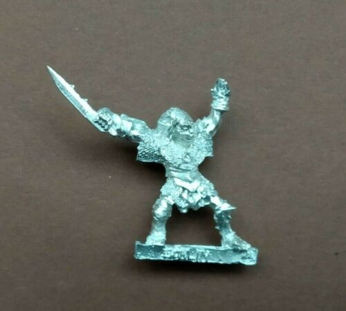 Lord of The Rings LOTR GW Metal Moria Goblin Captains and Shamans