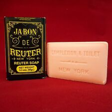 Reuter Soap Murray & Lanman Kemp Barclay Good luck JABON DE REUTER Buena suerte