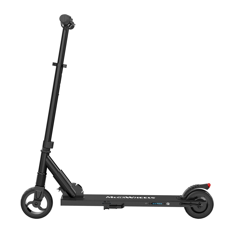 City E Scooter Leistungstarker Elektro Roller • 250 W W W Elektro-Motor Megawheels e53ddd