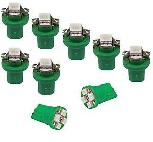 LED-verde-tacho-lampara-iluminacion-transformacion-set-mercedes-ml-clase-C-w163-w202-verde