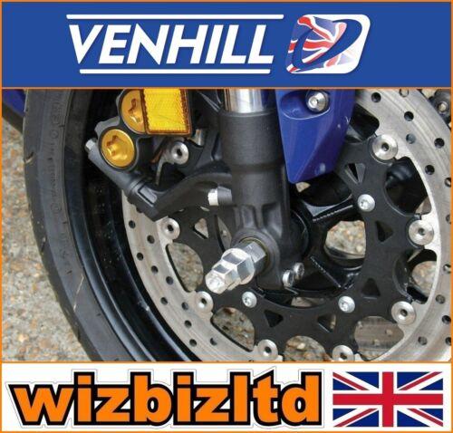 Venhill Front Wheel Removal Tool Kawasaki ZX9R E1 2000-03 VT36 Free Bag