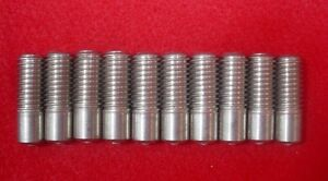 1 2 Quot X 1 3 8 Inch 13 Stainless Steel Welding Threaded Stud