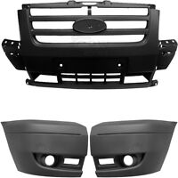 Bodykit Bumper Front Right Left Centre Primed Ford Transit Built 06-14