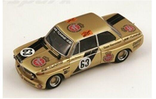 BMW 2002 J.Obermoser  Winner Norisring  1975 (Spark 1 43   SG034)