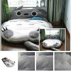 2019-New-Huge-Comfortable-Cute-Cartoon-Totoro-Bed-Sleeping-Bag-Pad-290-160cm-Hot