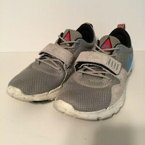 d6dc546e29c5 Nike Trainerendor Shoes Base Grey Vivid Blue Mens Size 11 Retro Dunk ...