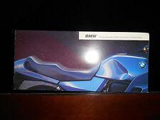 NOS BMW OEM 1985 Dealer Brochure K100RS K100RT K100 RS RT GS R80 R65