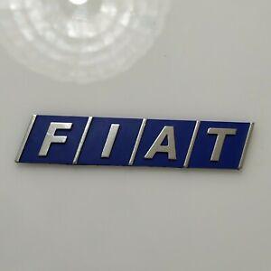 Fregio emblema stemma logo targhetta FIAT PANDA Sisley 750 900