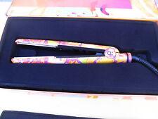 "Amika Digital Titanium Glide Styler FLAT IRON 1"" Obliphica NEW IN BOX"